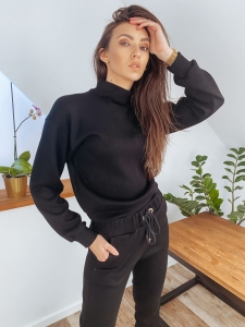 DRES SWEATER BLACK